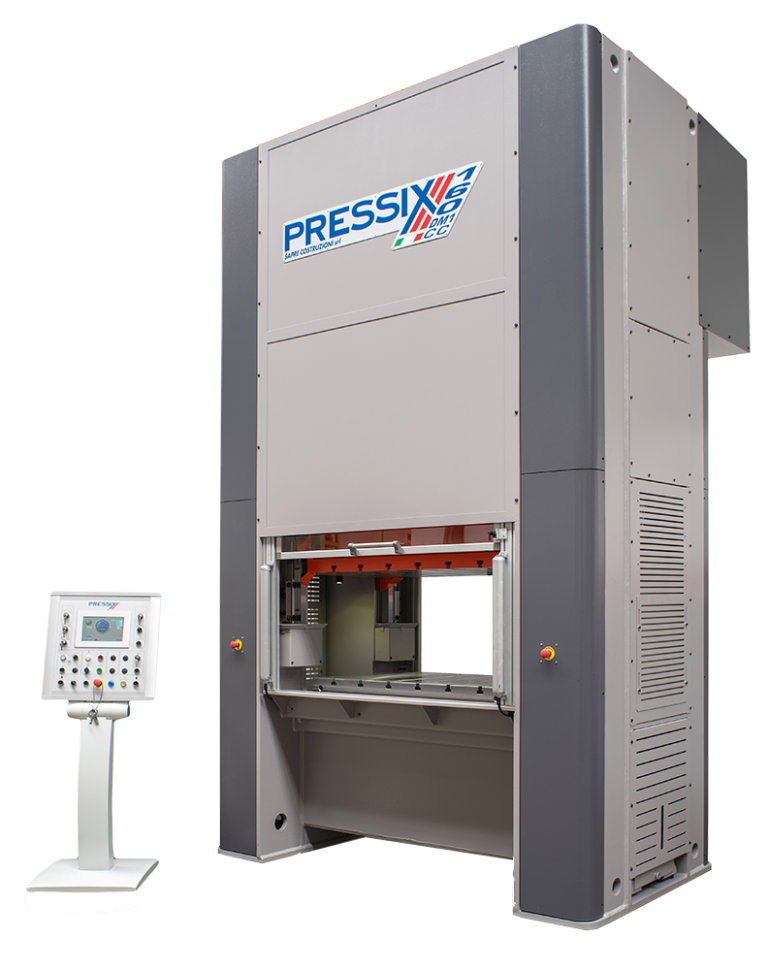 Presses with single connecting rod 130 DM1CC
